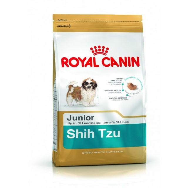 Hrana pentru caini, Royal Canin, Shih Tzu Junior, 1.5 Kg