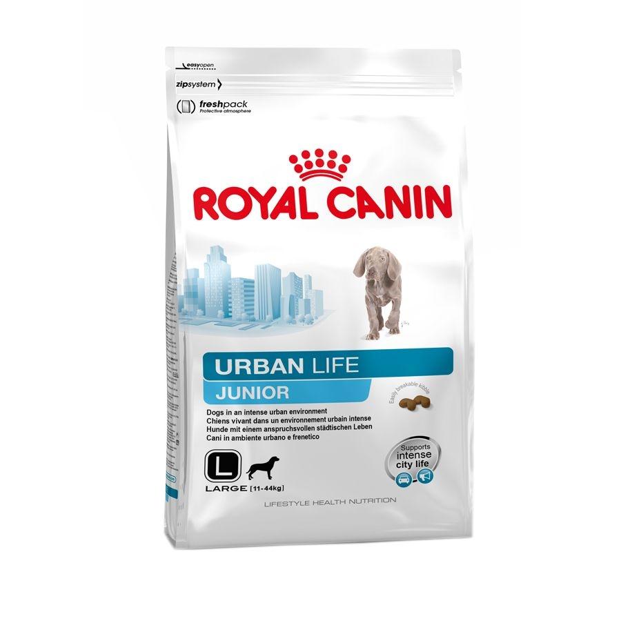 Hrana pentru caini, Royal Canin, Urban Life Junior L