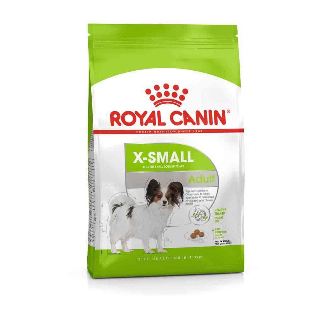 Hrana pentru caini, Royal Canin X-Small Adult