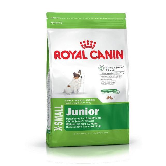 Hrana pentru caini, Royal Canin X-Small Junior