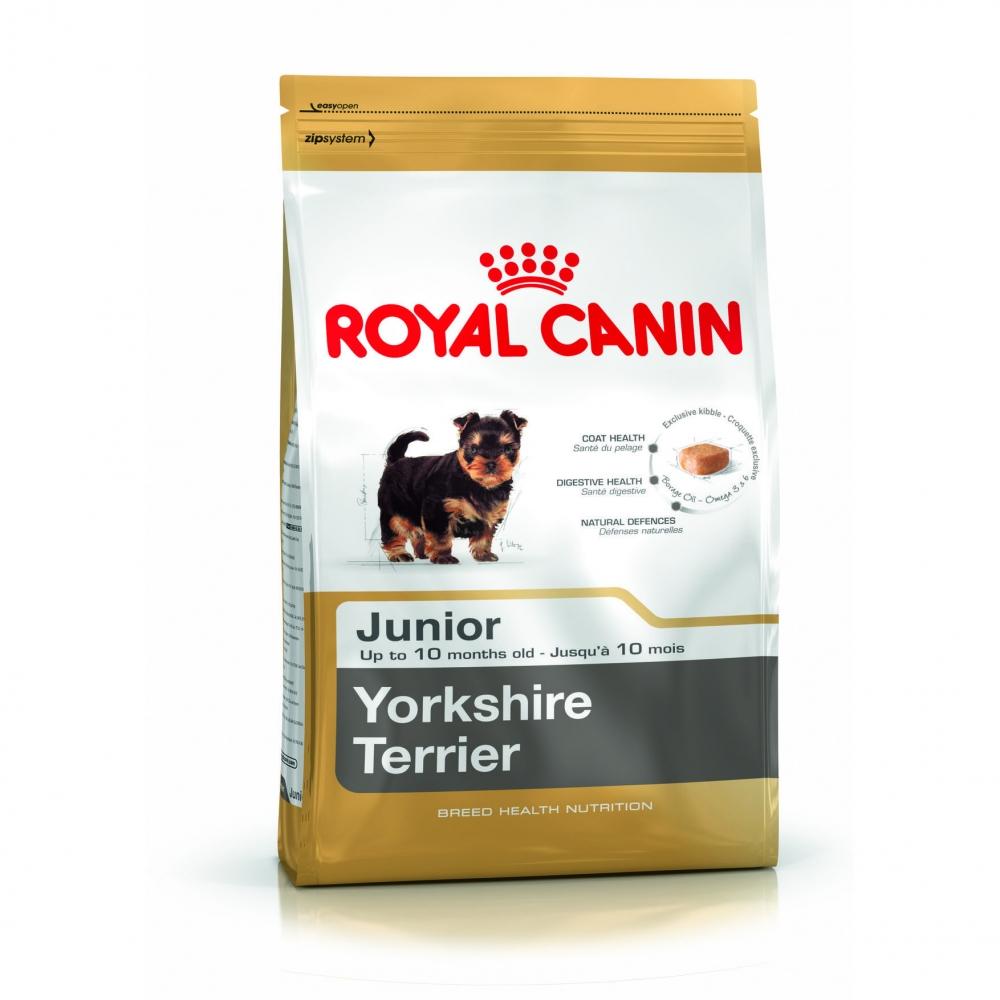 Hrana pentru caini, Royal Canin, Yorkshire Junior