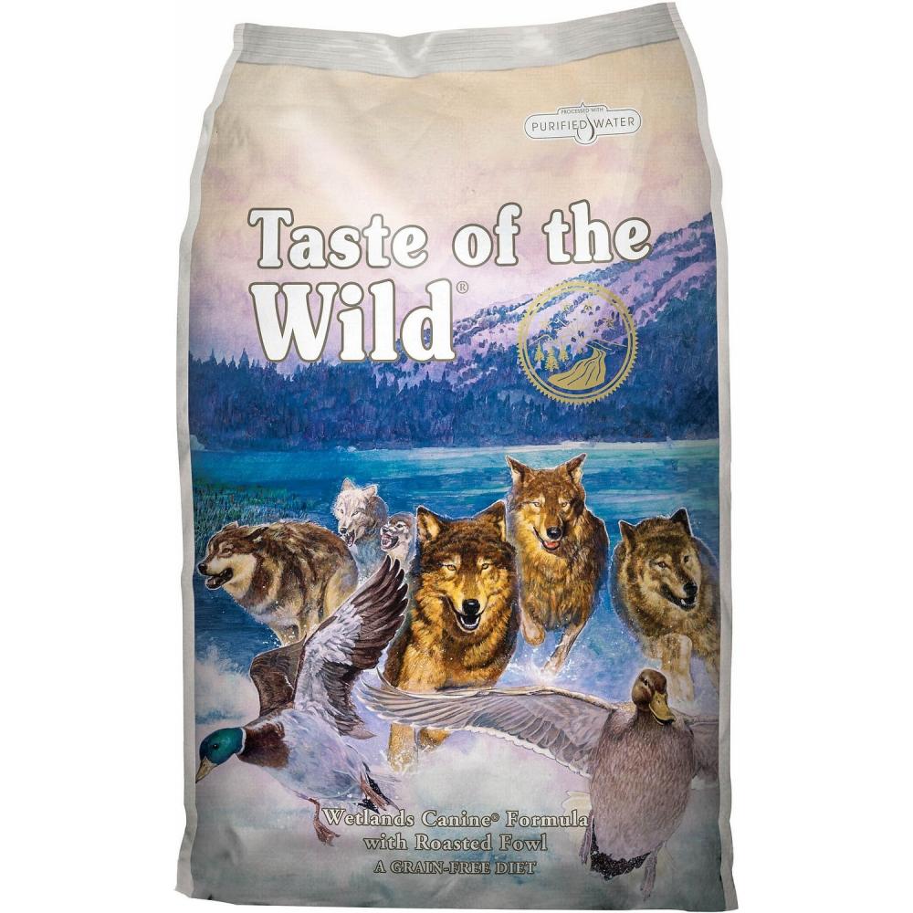 Hrana pentru caini Taste of the Wild Wetlands, 13 Kg