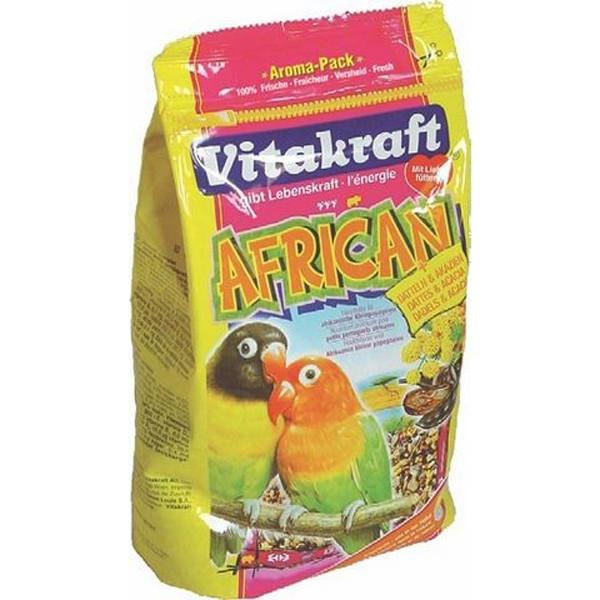 Hrana pentru pasari Vitakraft Meniu African Love Birds 750 g