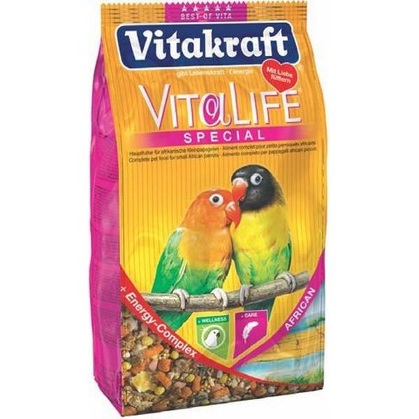 Hrana pentru pasari Vitakraft Meniu Agapornis African Vita Life
