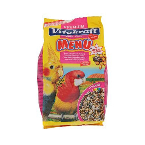 Hrana pentru pasari Vitakraft Meniu Nimfa 1 Kg