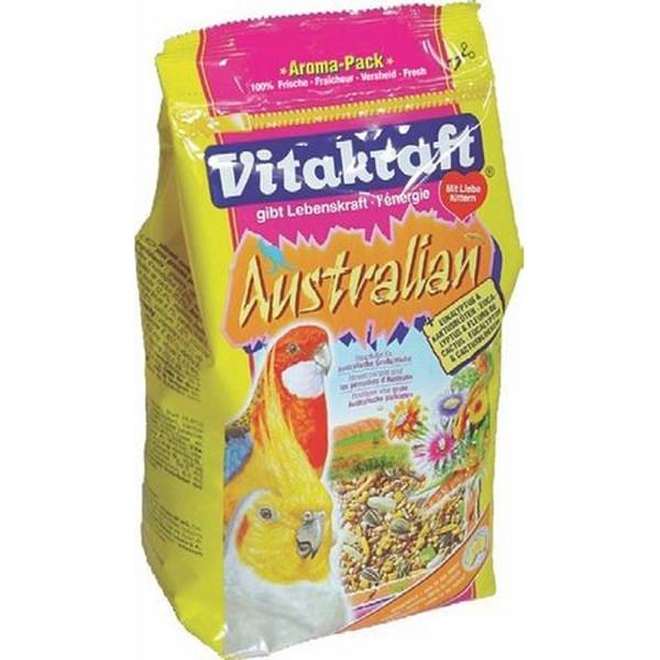 Hrana pentru pasari Vitakraft Meniu Papagal Australian 750 g