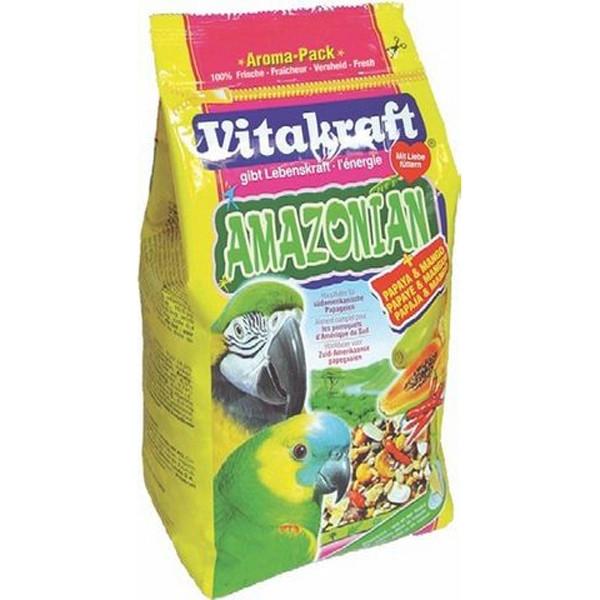 Hrana pentru pasari Vitakraft Meniu Papagali Amazonian 750 g