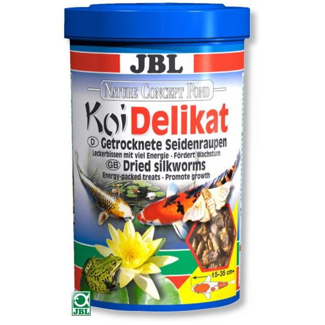 Hrana pentru pesti iaz JBL Koi Delikat 1 l D/GB