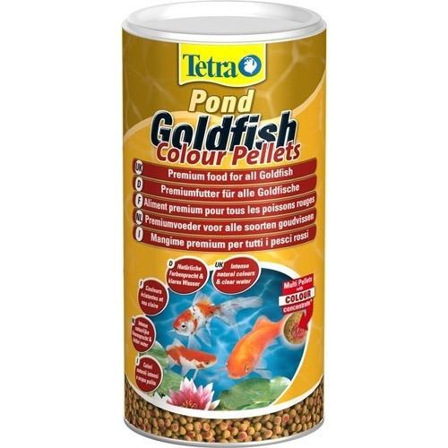 Hrana pentru pesti iaz Tetra Pond Color 1 L
