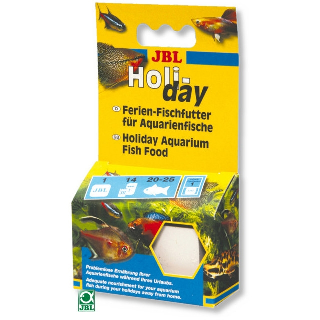 Hrana pentru pesti, JBL Holiday