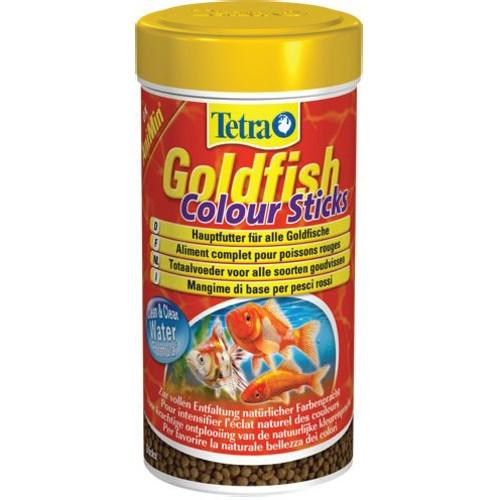 Hrana pentru pesti Tetra Goldfish Stick Color