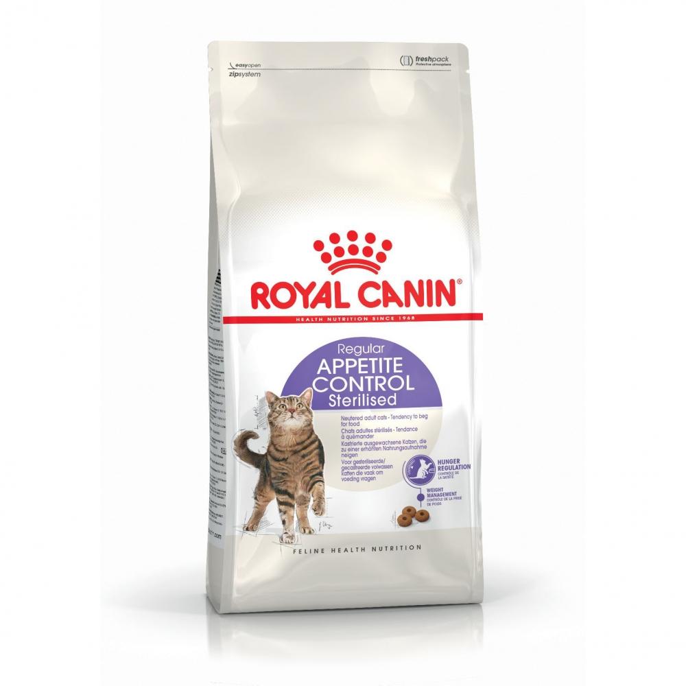 Hrana pentru pisici, Royal Canin Appetite Control Sterilised