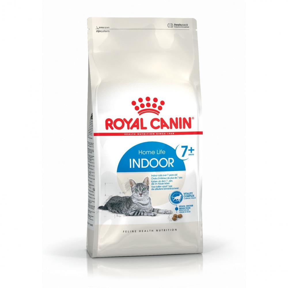 Hrana pentru pisici, Royal Canin Indoor 7+