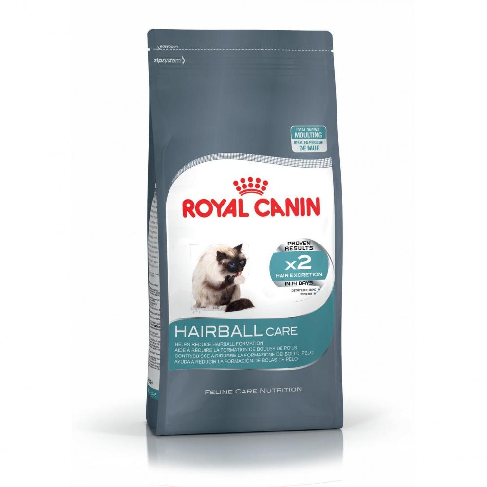 Hrana pentru pisici, Royal Canin Intense Hairball