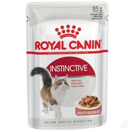 Hrana pentru pisici, Royal Canin Istinctive In Gravy