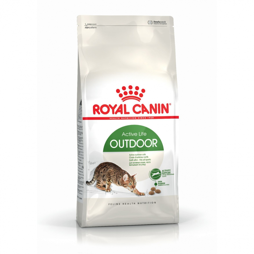Hrana pentru pisici, Royal Canin Outdoor