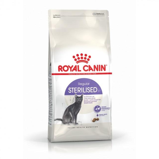 Hrana pentru pisici, Royal Canin, Sterilised 37