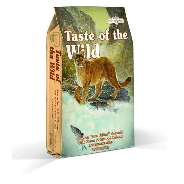 Hrana pentru pisici, Taste of the Wild Canyon River 6,8 Kg
