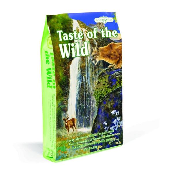 Hrana pentru pisici, Taste of the Wild Rocky Mountains 6,8 kg