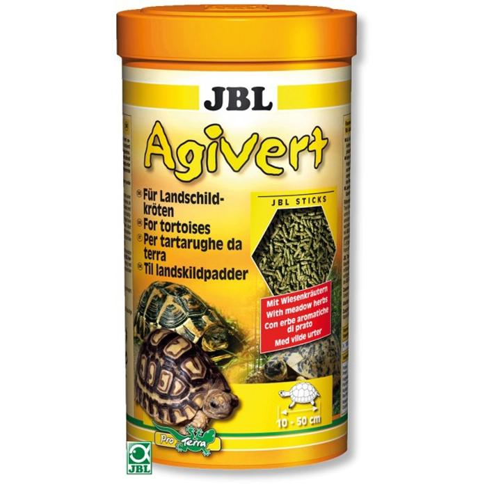 Hrana pentru reptile JBL Agivert