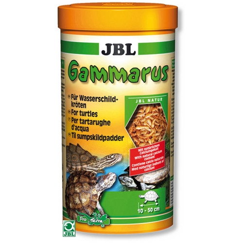 Hrana pentru reptile JBL Gammarus