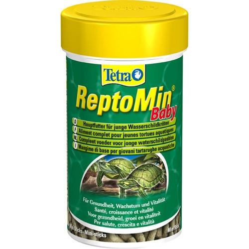Hrana pentru reptile, Tetra, Reptomin Baby, 100 ml