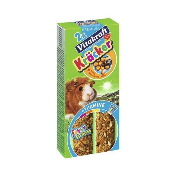 Hrana pentru rozatoare Baton Vitakraft Pig cu miere