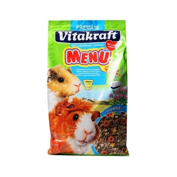 Hrana pentru rozatoare, Vitakraft Guineea Pig 1 Kg