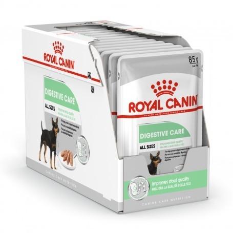 Hrana umeda pentru caini, Royal Canin, Digestive Care Pouch