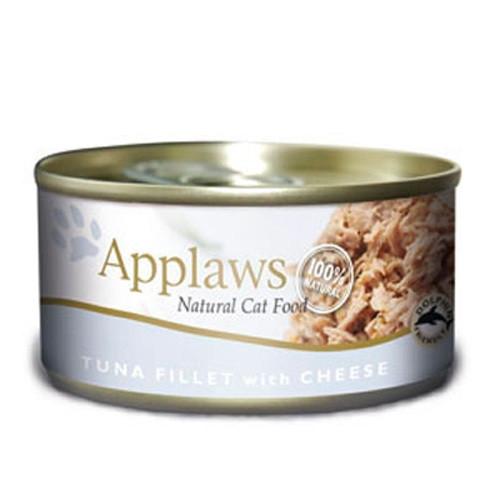Hrana umeda pentru pisici, Applaws Ton si Branza 70 g