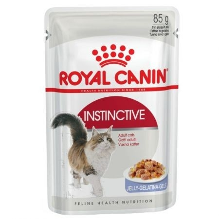 Hrana umeda pentru pisici, Royal Canin, Instinctive In Jelly