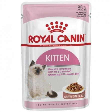 Hrana umeda pentru pisici, Royal Canin Kitten, Instinctive