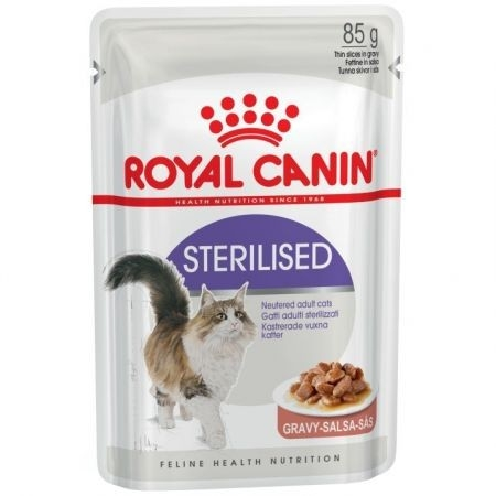 Hrana umeda pentru pisici, Royal Canin Sterlised
