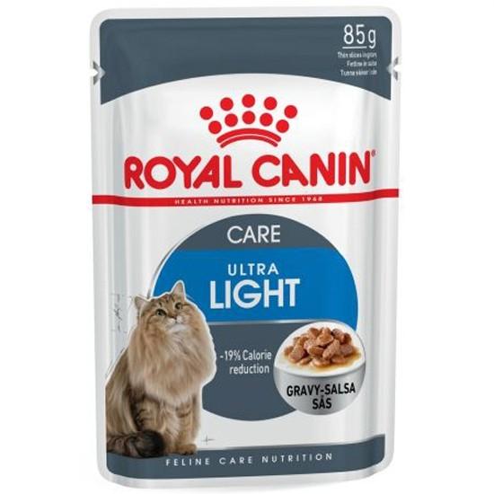 Hrana umeda pentru pisici, Royal Canin Ultra Light
