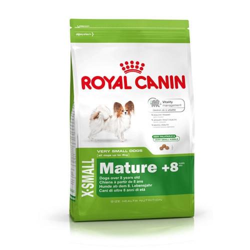 Hrana uscata caini Royal Canin Mini Mat+8, 2 Kg