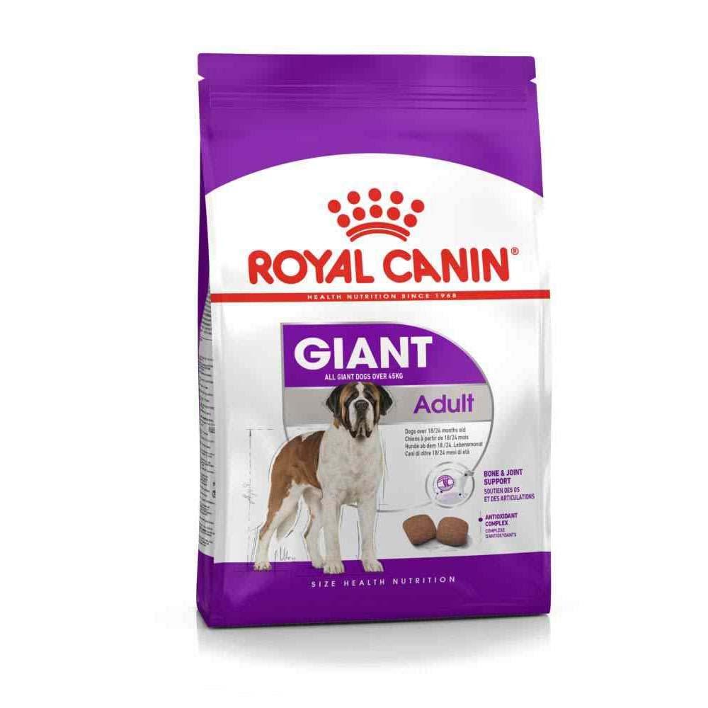 Hrana uscata pentru caini, Royal Canin, Giant Adult