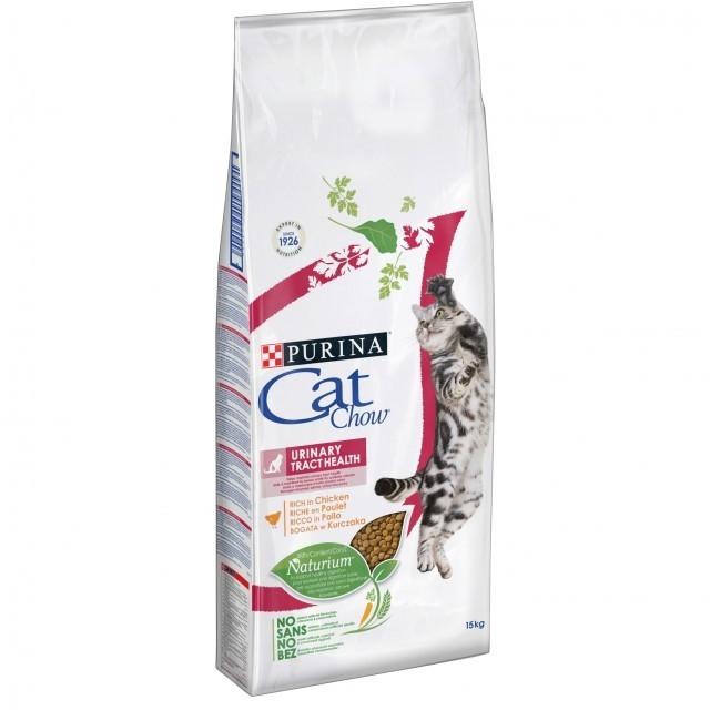 Hrana uscata pentru pisici, Cat Chow, Special Care UTH, 15 KG