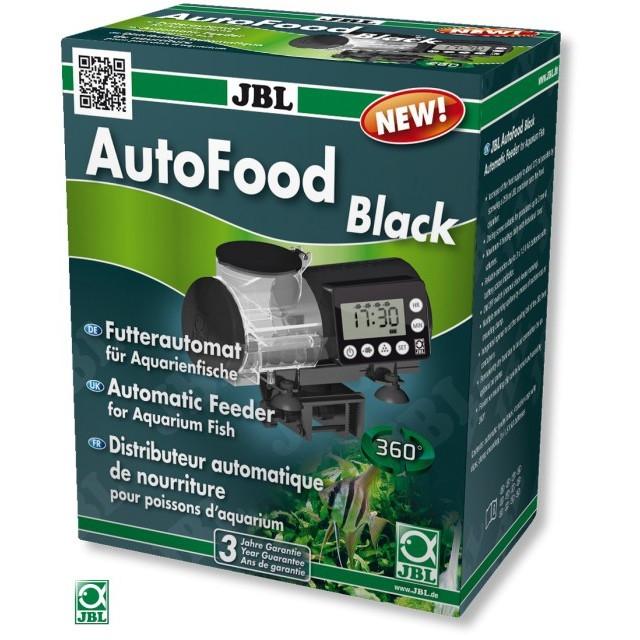 Hranitor automat acvariu, JBL AutoFood Black
