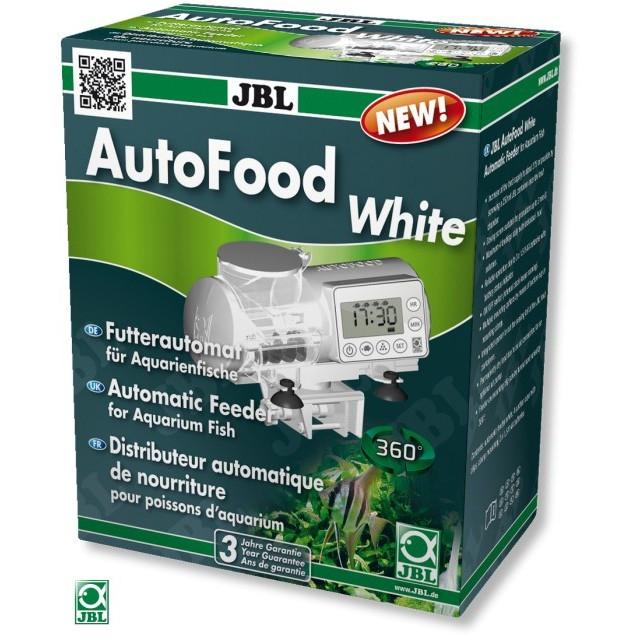 Hranitor automat acvariu, JBL AutoFood White