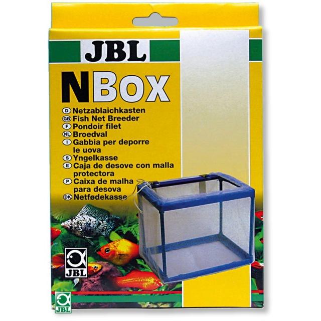 Incubator pesti acvariu, JBL N-Box
