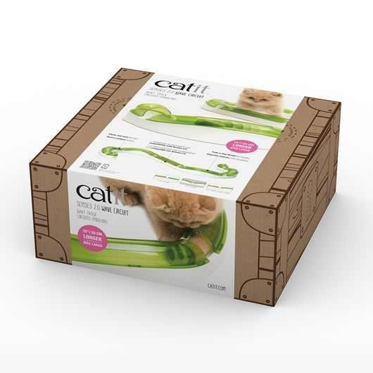 Jucarie pentru pisici, Catit, Senses 2.0 Wave Circuit