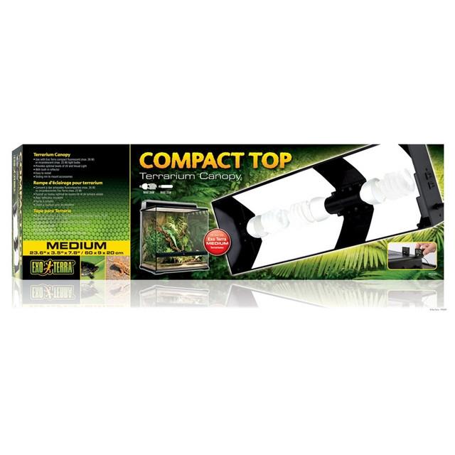 Lampa terariu Hagen Compact Top 60 PT2227