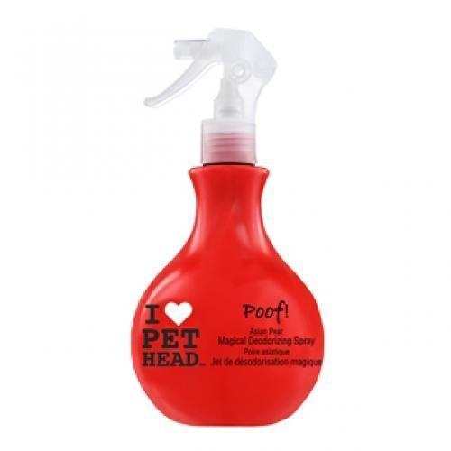 Lotiune spalare uscata caini, Pet Head Magical Poof 450 ml