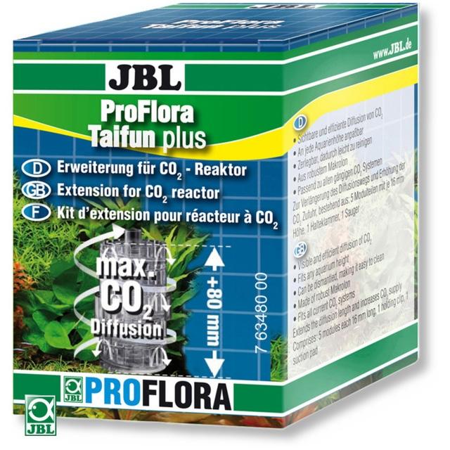 Modul extensie difuzor CO2 pentru acvariu JBL ProFlora Taifun Extend