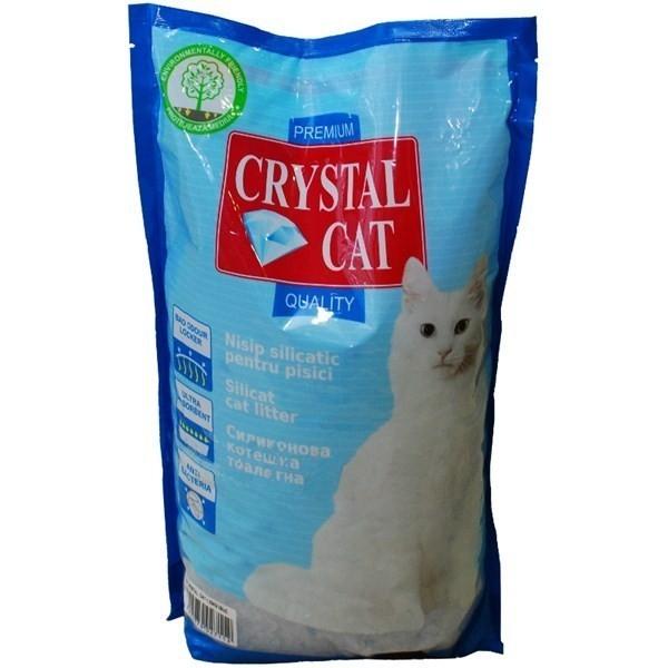 Nisip pentru pisici, Crystal Cat Classic, 1.75 KG