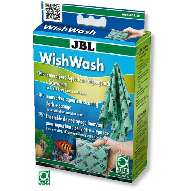 Panza curatare geam acvariu, JBL WishWash (A)