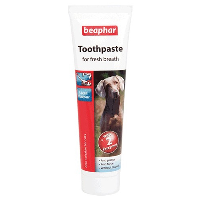 Pasta de dinti caini Beaphar Toothpaste
