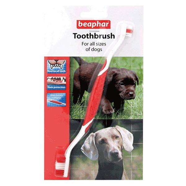 Periuta dinti caine Beaphar Toothbrush
