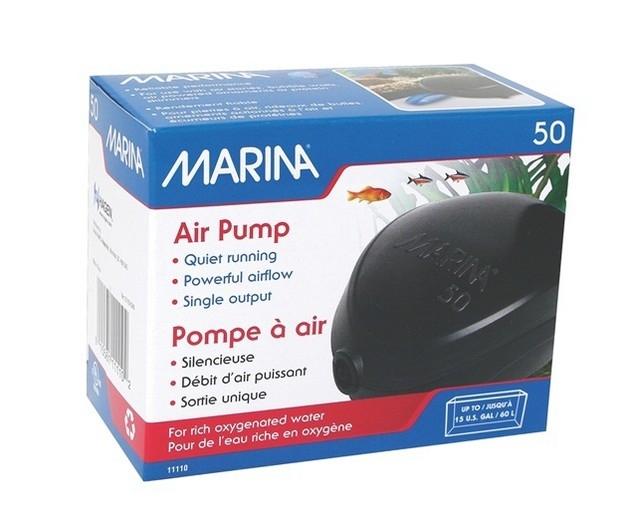 Pompa aer acvariu Hagen Marina 50 L/H