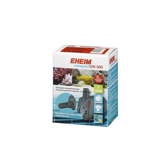 Pompa apa pentru acvariu, Eheim Compact On 300, 1020220